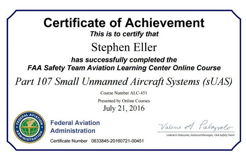 faa and drone information
