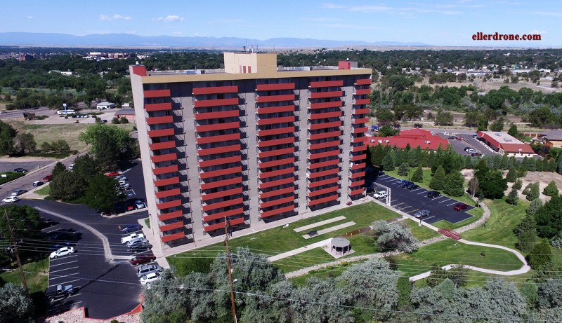 Azteca Tower Apartments 705 Hunter Dr